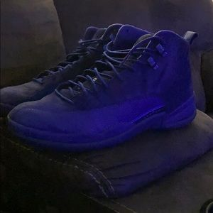 Jordan 12 Deep Royal Blue used